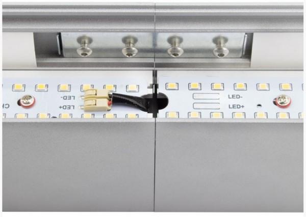 Verbindungsstück für LED Lichtband modern LELB-L02 Verbinder 7-teilig
