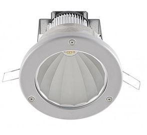 LED Einbaustrahler/ Downlight für Tankstellen LDL-39-830-2954-9006 3000K
