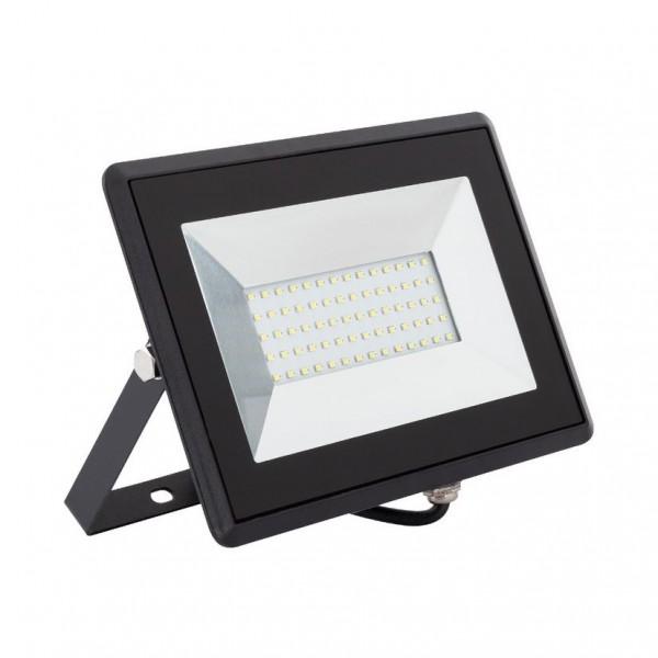 LED Außenstrahler IP65 50 Watt DOB, 50 Watt, Lichtfarbe 3000K warmweiß, 4700 lm