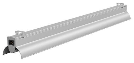 LED Lichtbandleuchte 120cm mit Reflektor LELB-L-1200-860-40R, >4900lm, 40 Watt, 6000K,