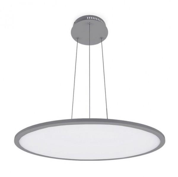 LED Deckenleuchte mit Seilabhängung LEDL-369-840-600, 4000K, 3200 lm, 36W