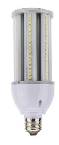 LED Straßenbeleuchtung LECB-27-830-E27, Lichtfarbe 3000K