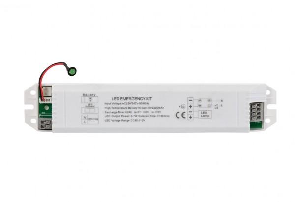 LED Universal-Notlichtmodul für Permanentbetrieb oder Notbetrieb