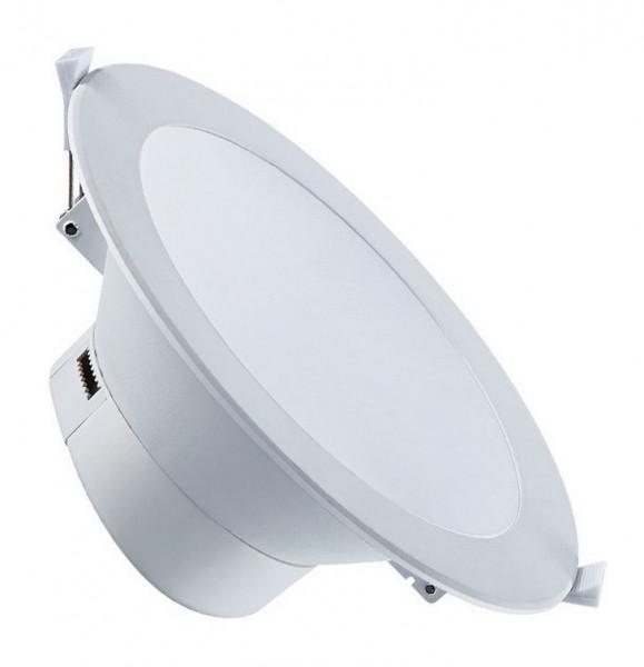 LED Einbaustrahler/ Downlight LEDL-20-830-D190, 3000K, 20W, 1800 lm