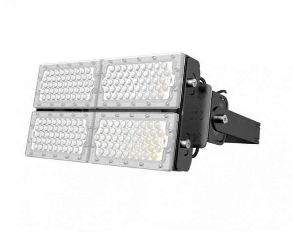 LED Flutlichtstrahler IP65 300W 45°, 6500K tageslichtweiß