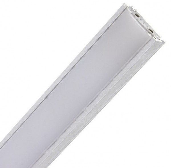 LED Stripe mit Profil 1000mm LES-1000-840-15, 4000K, 15 Watt, 1040lm