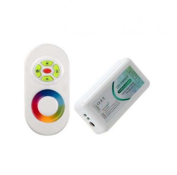 LED Poolbeleuchtung/ IR Fernbedienung 72 Watt 12-24V