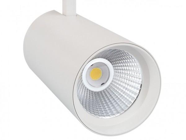 LED Stromschienenstrahler 40 Watt, 3-phasig mit einstellbarer Lichtfarbe, 40 Watt