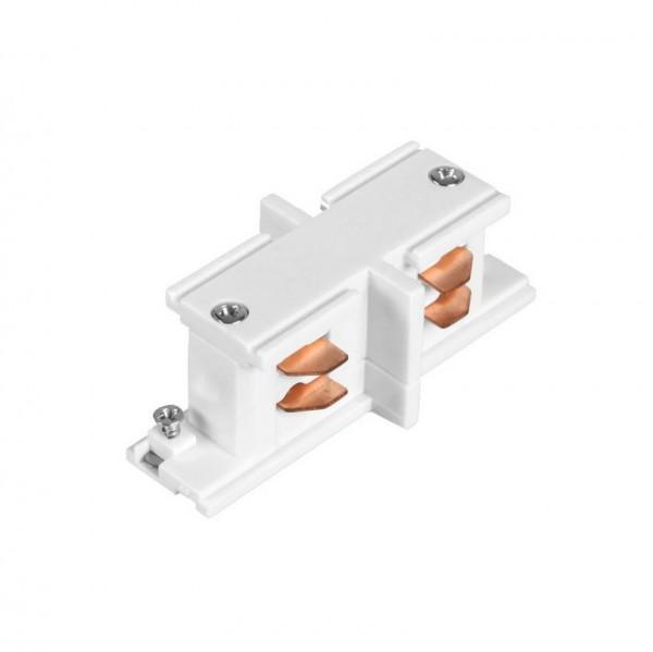 LED Stromschiene S3 Verbinder weiß