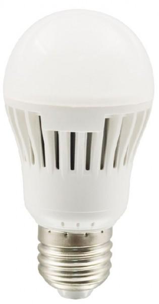 LED Lampe Glühlampenform LEB-E27-7-828, 7 Watt, 520lm, Lichtfarbe 2800K
