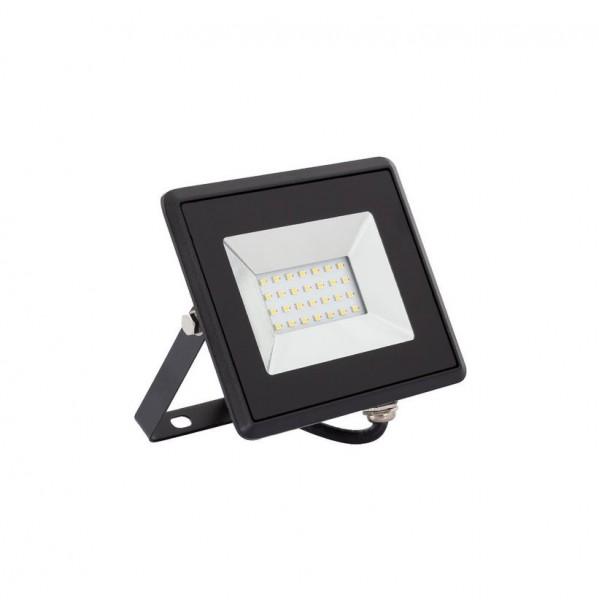 LED Außenstrahler IP65 20 Watt DOB, 20 Watt, Lichtfarbe 6000K tageslichtweiß, 1700lm