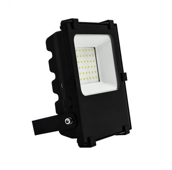 LED Außenstrahler IP65 10 Watt, Lichtfarbe 4000K neutralweiß, 1300lm