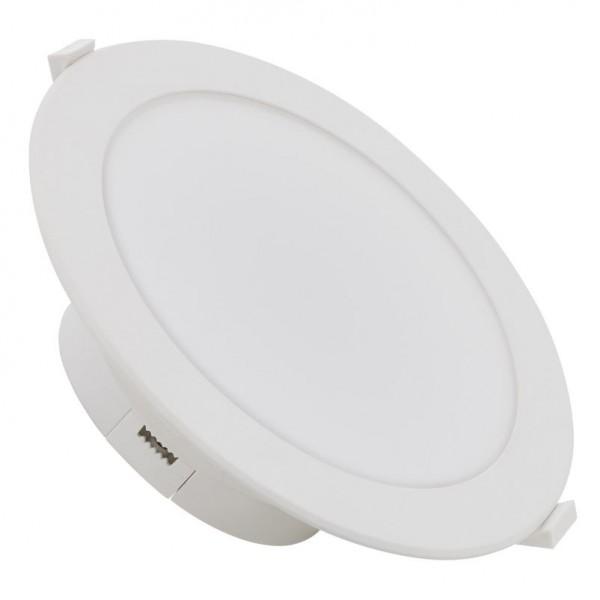 LED Einbaustrahler/ Downlight, 25 Watt, Lichtfarbe tageslichtweiß 6000K