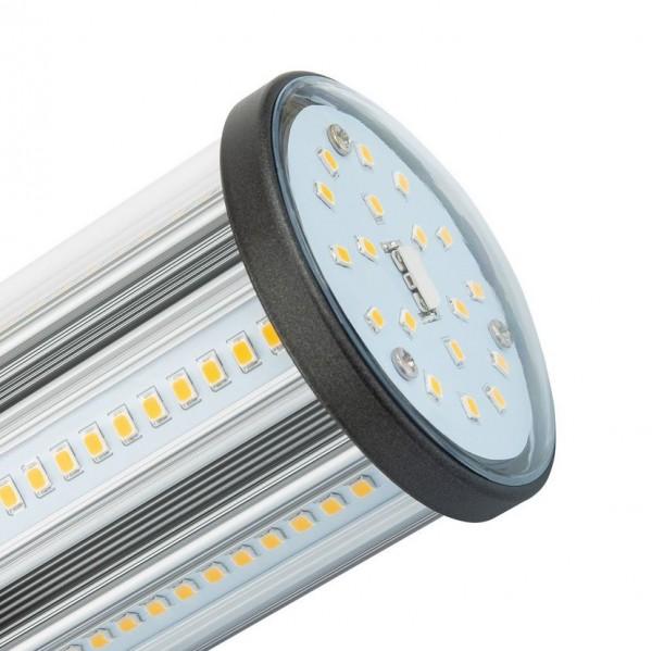 LED Straßenbeleuchtung E27 25 Watt, Lichtfarbe 3000K warmweiß