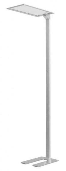 LED Standleuchte Office dimmbar LESL-80-840-D-B, 4000K, bis 8500lm, 12 bis 80 W