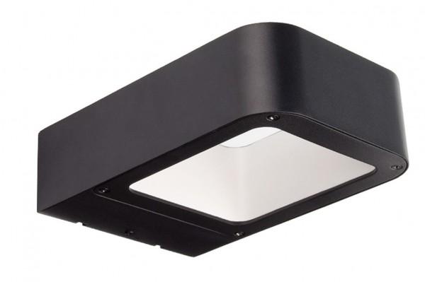 LED Außen-/ Wandbeleuchtung IP54, 6 Watt, 320 LEDlm, Lichtfarbe 3000K