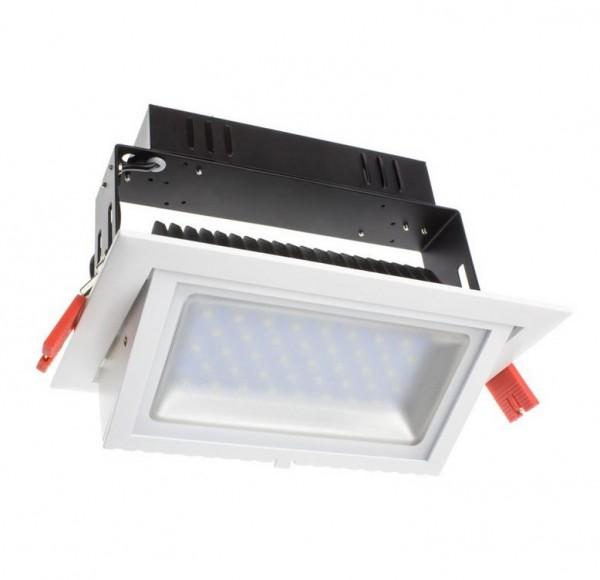 LED Einbaustrahler/ Downlight schwenkbar 20 Watt 4000K