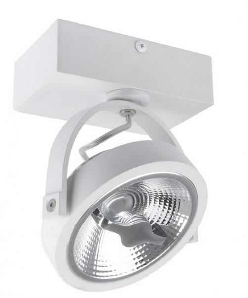 LED Wand- und Deckenleuchte Lichtfarbe 6000K tageslichtweiß, 795 lm, 15W