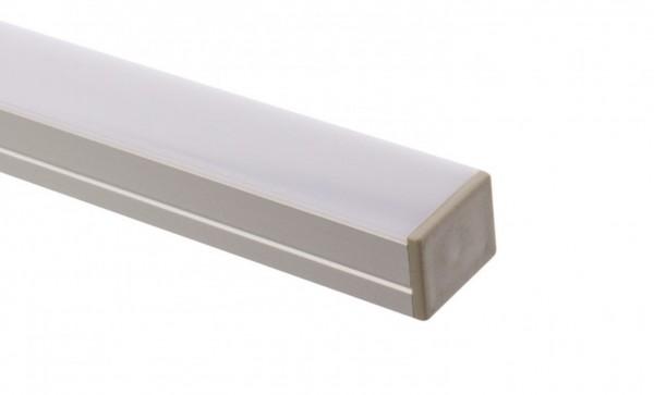 Aluminium Profil für LED Streifen flexibel 1000mm