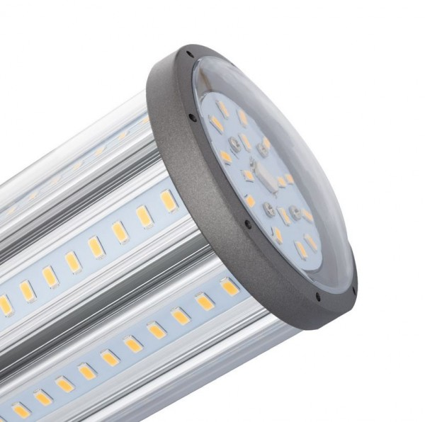 LED Straßenbeleuchtung E27 40 Watt, Lichtfarbe 3000K warmweiß