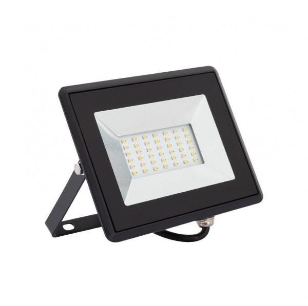LED Außenstrahler IP65 30 Watt DOB, 30 Watt, Lichtfarbe 3000K warmweiß, 2800 lm