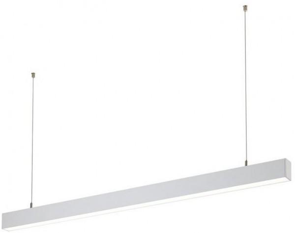 LED Lichtband modern Büro/ Office dimmbar LELB-L02-1140-860-40-D, Lichtfarbe 6000K, 4700lm,