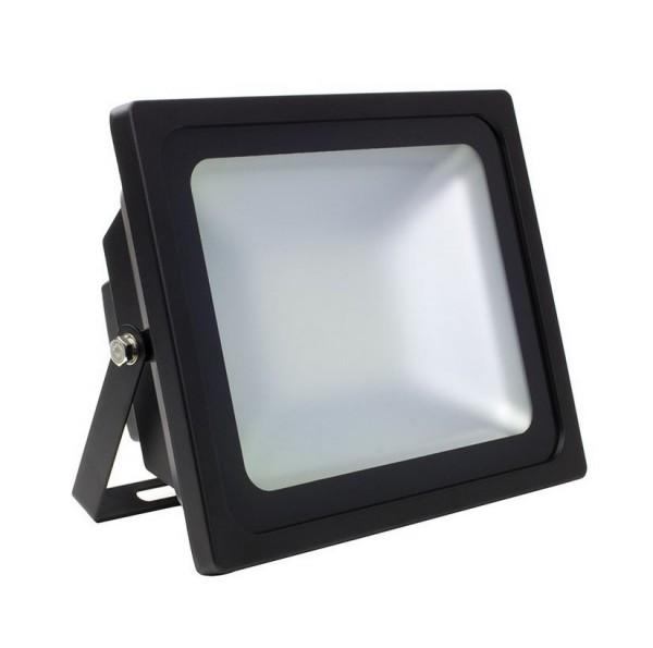 LED Außenstrahler IP66 100 Watt mattiert 100 Watt, 8250lm, Lichtfarbe 4000K