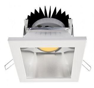 LED Einbaustrahler/ Downlight eckig LDL-15-840-3305-9010 4000K