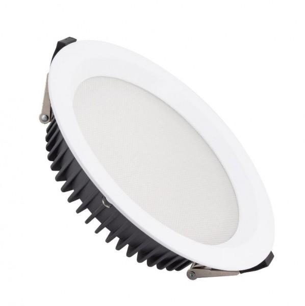 LED Einbaustrahler/ Downlight Mikroprismatisch 24 Watt, Lichtfarbe 4000K