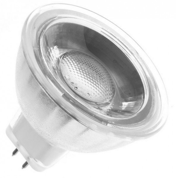 LED Spot 12V MR16 LSP-MR16-840-5, 12V, ~484lm, 5Watt, Lichtfarbe 4000K