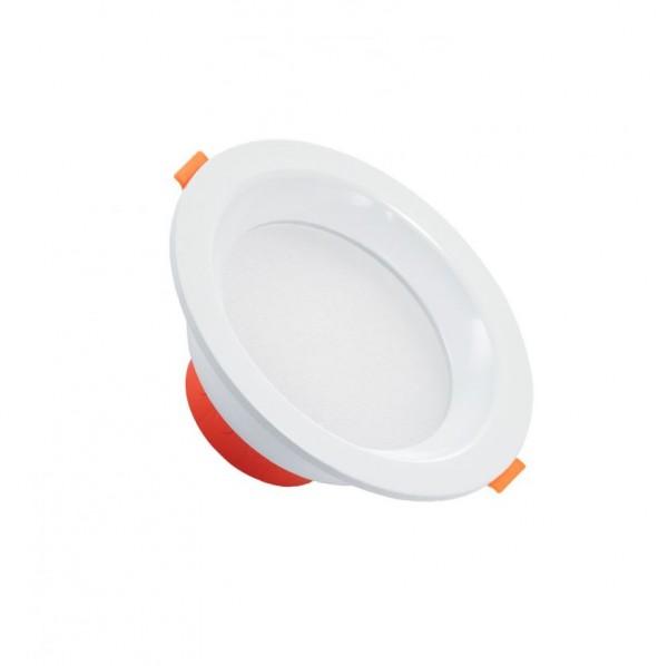 LED Einbaustrahler/ Downlight IP44, 10 Watt, Lichtfarbe 4000K neutralweiß