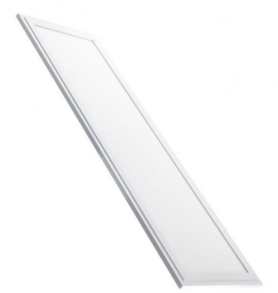 LED Panel 120x30cm dimmbar LEP-1200-300-840-40, 4000K, ~3950lm, 40 Watt