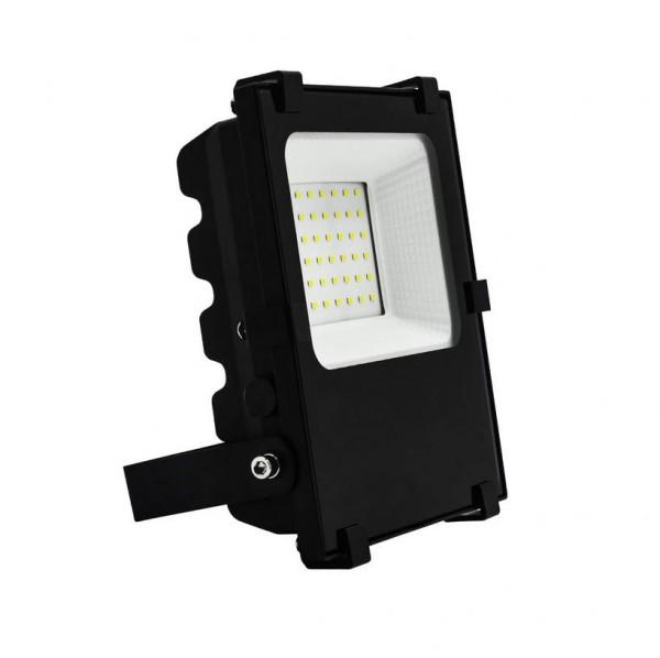 LED Außenstrahler IP65 20 Watt, Lichtfarbe 4000K neutralweiß, 20Watt