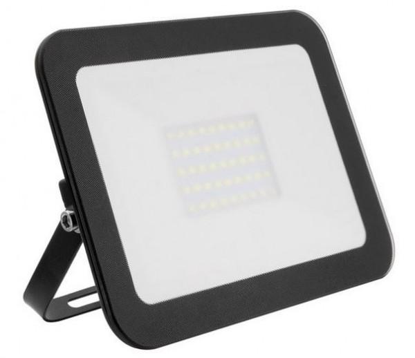 LED Außenstrahler IP65, 30 Watt, Lichtfarbe 4000K neutralweiß, 3600 LED Lumen