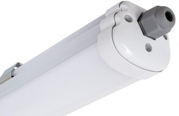 LED Modul-Wannenleuchte, 40 Watt, Lichtfarbe 6000K tageslichtweiß; ~3000 Lumen