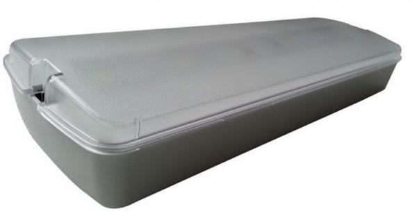 LED Notleuchte Decken-/Wandmontage LENL-3W-3h-DW, 3 Watt, 200lm, 3,6 V , 1,8Ah Ni-Cd-Akku, 60 mA,