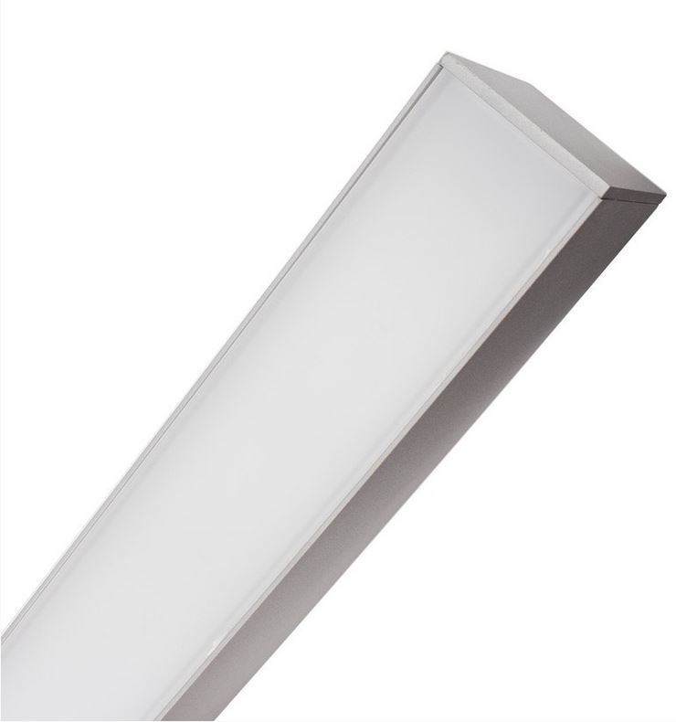 Led Lichtband Modern B 252 Ro Office Dimmbar Lelb L02 1140