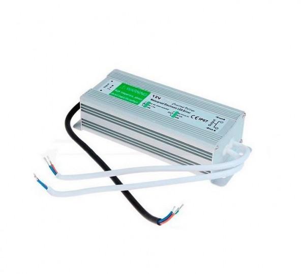 LED Poolbeleuchtung/ Netzteil 150Watt 12V IP67, Eingangsspannung 170-264V