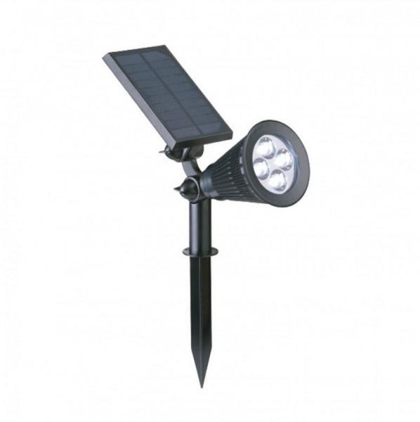 LED Gartenbeleuchtung/ LED Erdspieß Solar, IP65, 200lm
