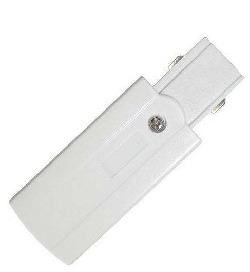 LED Stromschiene S3 Einspeisung weiß rechts, max. 10A