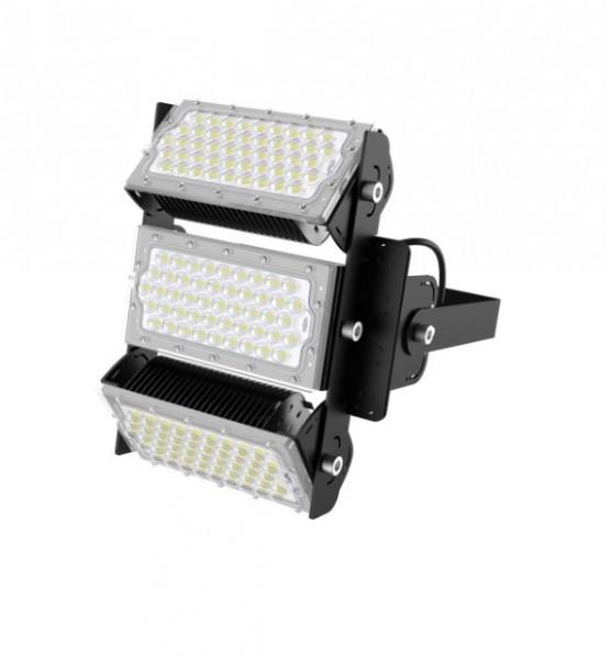 LED Flutlichtstrahler IP65 480W 120°, 6500K tageslichtweiß