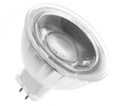 LED Spot 12V MR16 LSP-MR16-860-5, 12V, ~502lm, 5Watt, 6000K