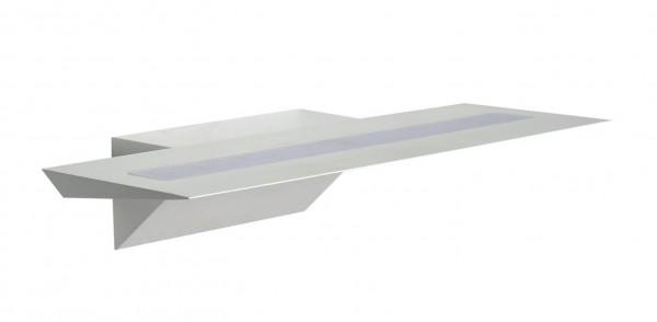 LED Design Wandleuchte, 9 Watt, Lichtfarbe 3000K warmweiß, 700 lm LED