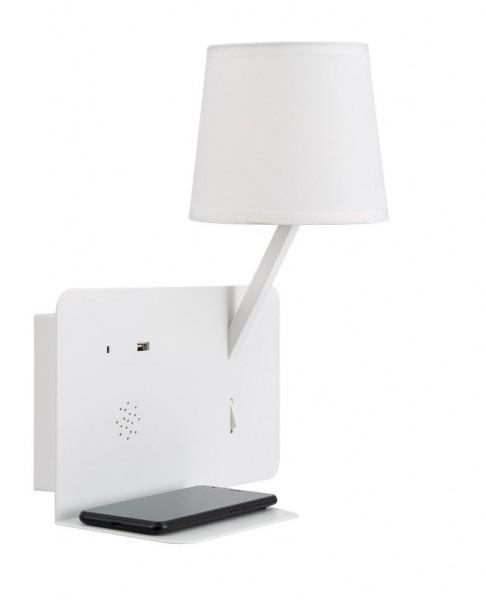LED Design Wandleuchte (ohne Leuchtmittel), Fassung E14 (Leuchtmittel siehe Zubehör)
