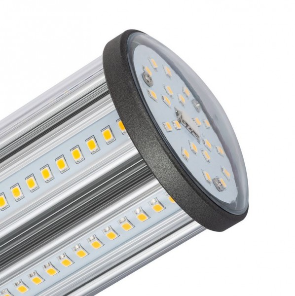 LED Straßenbeleuchtung E27 30 Watt, Lichtfarbe 6000K tageslichtweiß