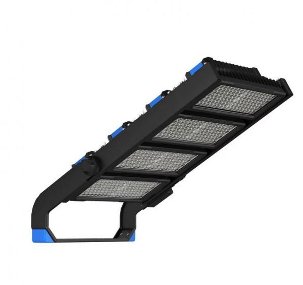 LED Flutlichtstrahler IP66 1000W, 5000K neutralweiß, >129.000 lm