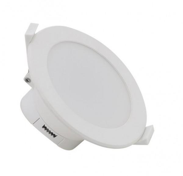 LED Einbaustrahler/ Downlight Dimmbar 6000K tageslichtweiß, 10W, 940 lm