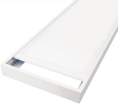 Rahmen für LED Panel 120x30