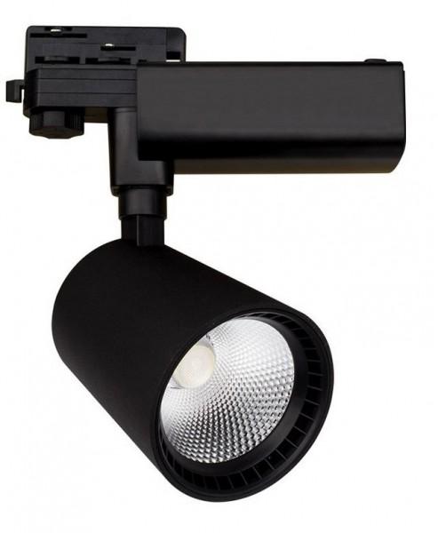 LED Stromschienenstrahler 30 Watt LS3-30-840-232, Lichtfarbe 4000K, 30 Watt, 2360lm