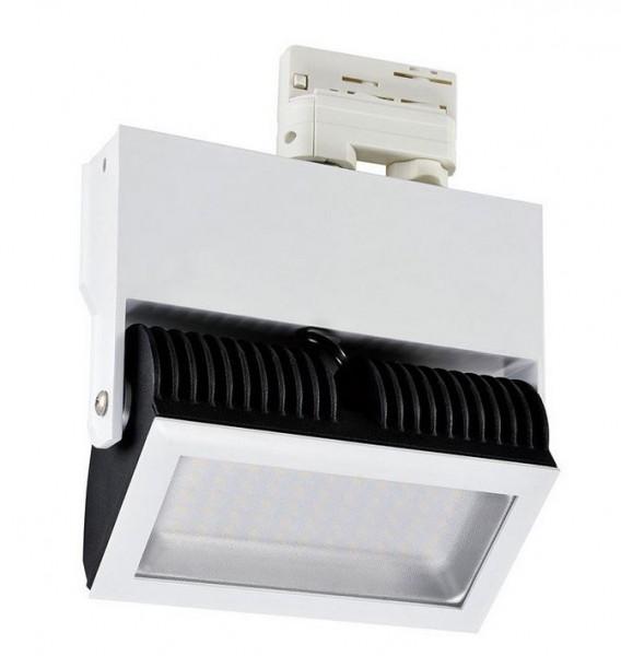 LED Stromschienenstrahler 38 Watt LS3-38-830-32-1, Lichtfarbe 3000K, 38 Watt, 3680lm